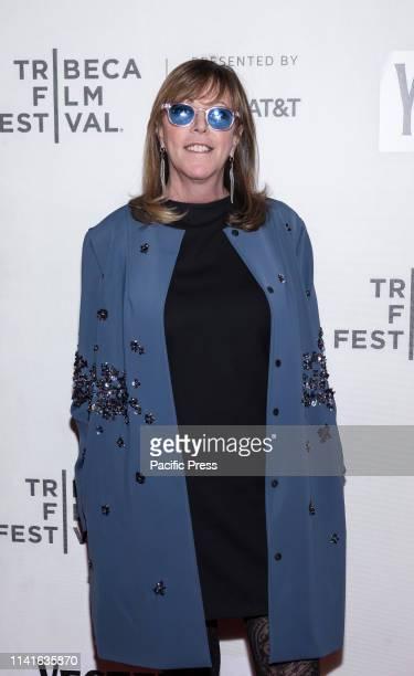 Jane Rosenthal attends Yesterday Closing Night Gala Film during 2019 Tribeca Film Festival at The Stella Artois Theatre Manhattan
