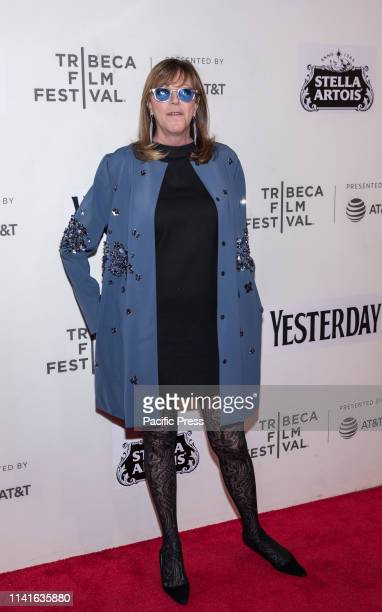 Jane Rosenthal attends Yesterday Closing Night Gala Film during 2019 Tribeca Film Festival at The Stella Artois Theatre Manhattan