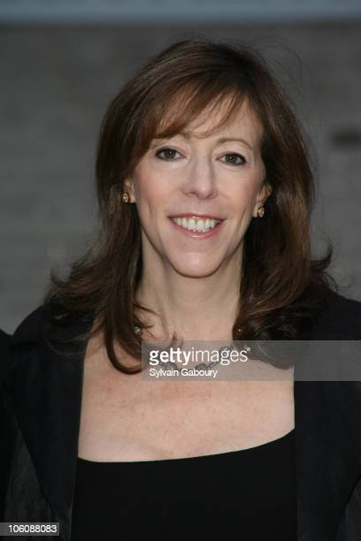 Jane Rosenthal during Vanity Fair Tribeca Film Festival Party at NY State Supreme Court House in New York NY United States