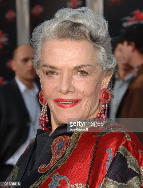 """Jane Russell during """"XXX: State of the Union"""" Los Angeles Premiere - Arrivals at Mann Village Westwood in Westwood, California, United States."""