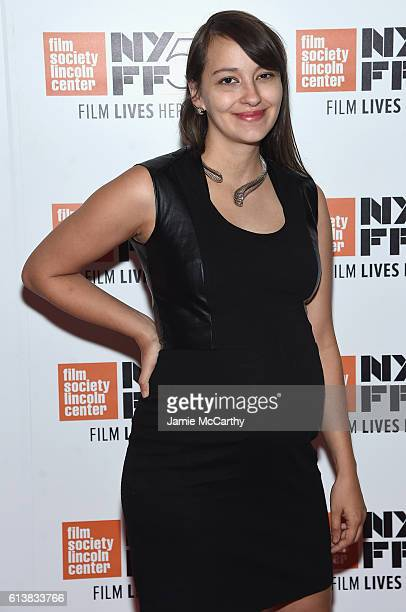 Jane Samborski attends the 54th New York Film Festival 'My Entire High School' Premiere on October 10 2016 in New York City
