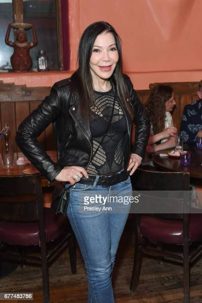 Jane Scher attends Metropolitan Magazine and 25A Magazine Host April 2017 Cover Star Jean Shafiroff at Selena Rosa Mexicana on May 2 2017 in New York...