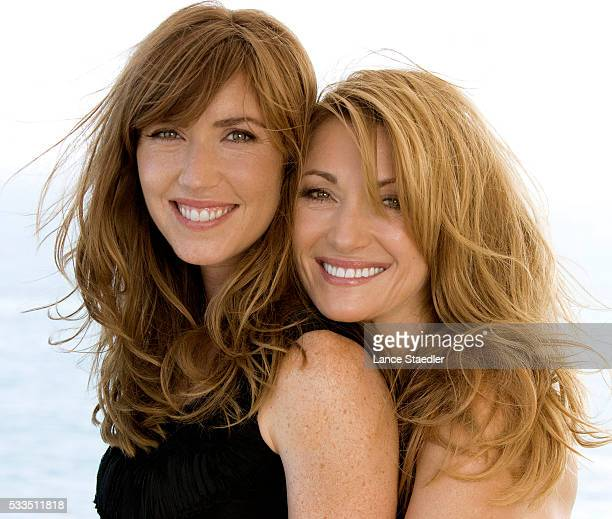 Jane Seymour and Katherine Flynn