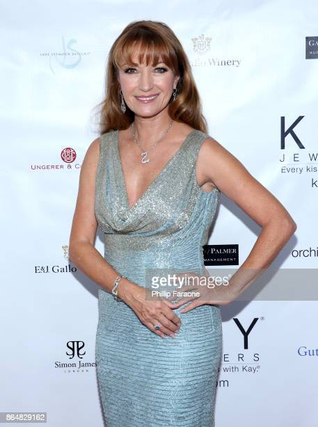 Jane Seymour at The 2017 Open Hearts Gala at SLS Hotel on October 21 2017 in Beverly Hills California