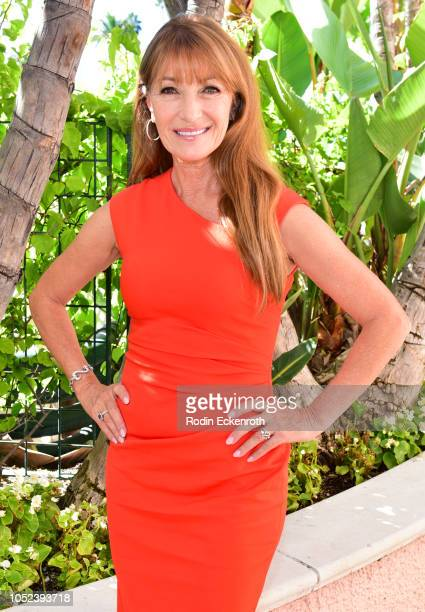 Jane Seymour attends John Wayne Cancer Institute Auxiliary Annual Membership Luncheon Boutique at Beverly Hills Hotel on October 17 2018 in Beverly...