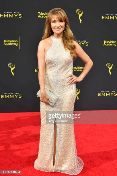 Jane Seymour attends the 2019 Creative Arts Emmy Awards on September 15 2019 in Los Angeles California