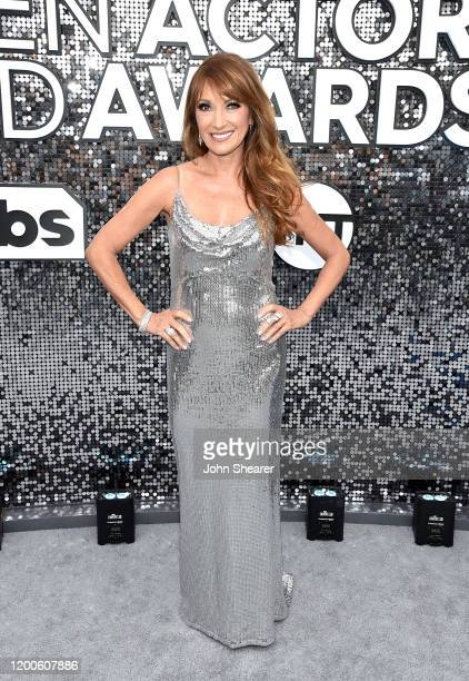 Jane Seymour attends the 26th Annual Screen Actors Guild Awards at The Shrine Auditorium on January 19, 2020 in Los Angeles, California.