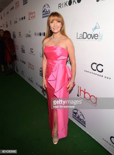 Jane Seymour attends the 4th Hollywood Beauty Awards at Avalon Hollywood on February 25 2018 in Los Angeles California