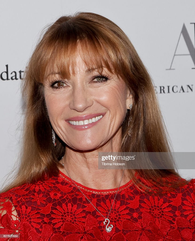 Jane Seymour attends the American Ballet Theatre annual Holiday Benefit at The Beverly Hilton Hotel on December 5, 2016 in Beverly Hills, California.