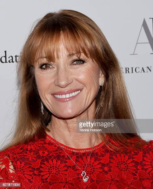 Jane Seymour attends the American Ballet Theatre annual Holiday Benefit at The Beverly Hilton Hotel on December 5 2016 in Beverly Hills California