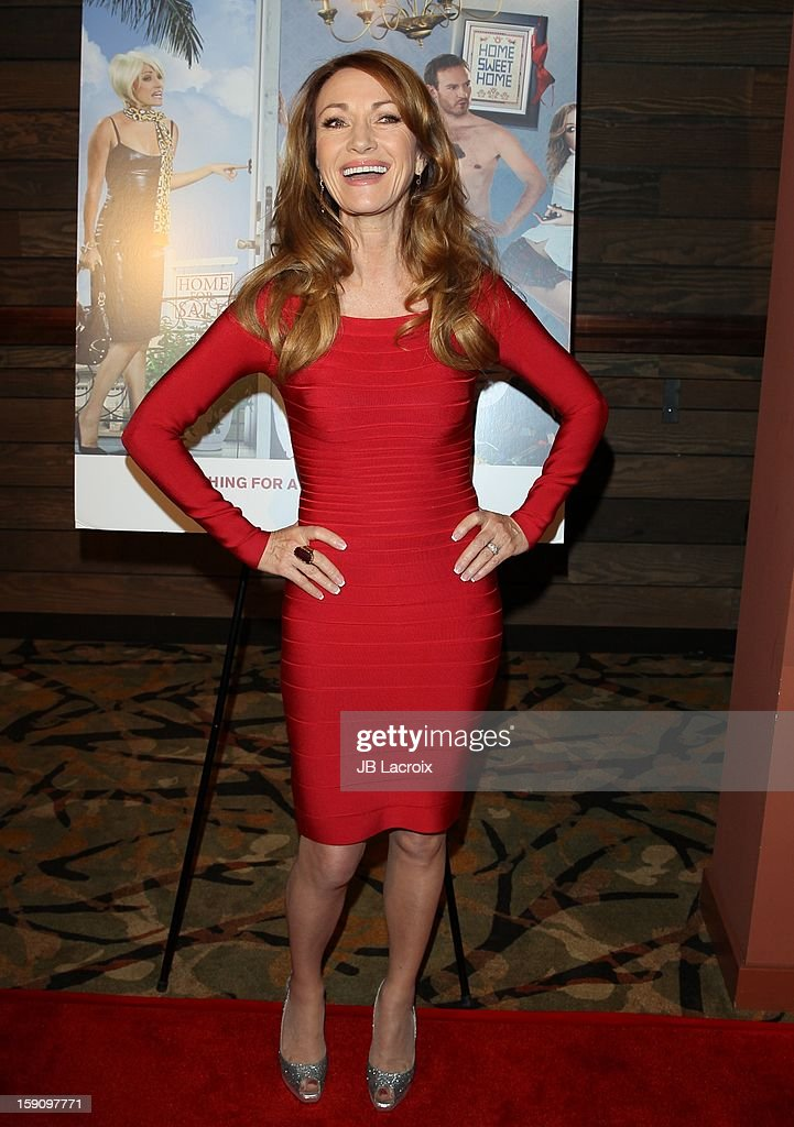 Jane Seymour attends the 'Freeloaders' Premiere held at Sundance Cinema on January 7, 2013 in Los Angeles, California.