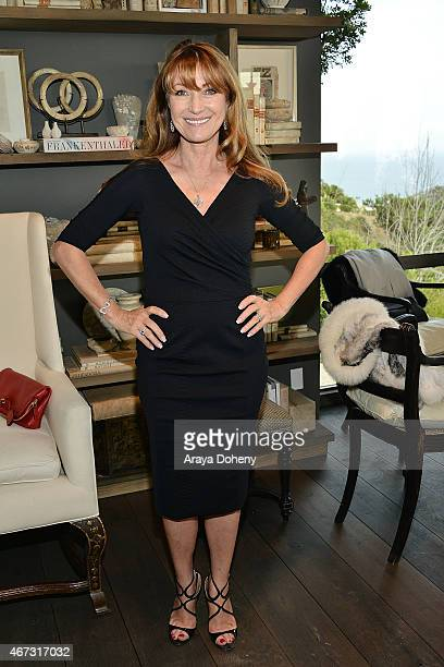 Jane Seymour attends the Project Angel Food presents in concert with Andrew von Oeyen on March 22 2015 in Malibu California