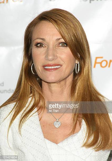 Jane Seymour during 3rd Annual Los Angeles Gala for the Christopher and Dana Reeve Foundation at Century Plaza Hotel in Century City, California,...