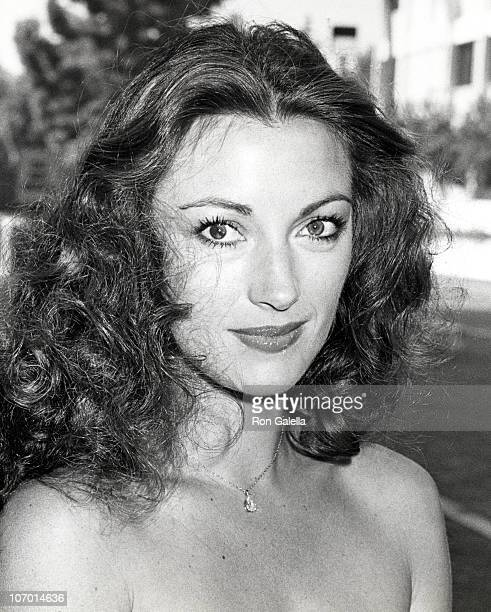 Jane Seymour during 3rd Annual Young Musicians Foundation's Celebrity MotherDaughter Fashion Show March 8 1984 at Beverly Hilton Hotel in Beverly...