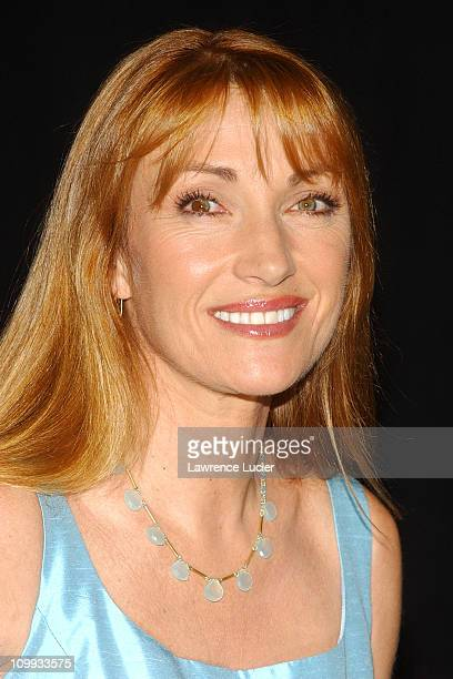 Jane Seymour during Jane Seymour Signs Her New Book Remarkable Changes at Barnes & Noble in New York, New York, United States.