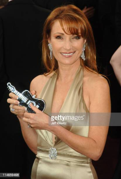 Jane Seymour during The 78th Annual Academy Awards Red Carpet at Kodak Theatre in Hollywood California United States