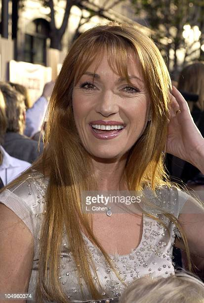 Jane Seymour during The Lizzie McGuire Movie Premiere at The El Capitan Theater in Hollywood California United States