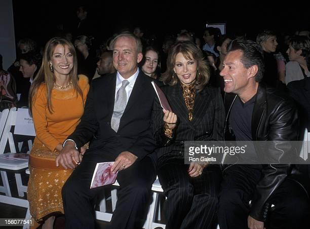 Jane Seymour James Keach Raquel Welch and Richard Palmer