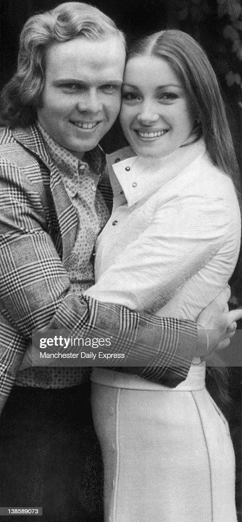 Jane Seymour, 1972. : News Photo