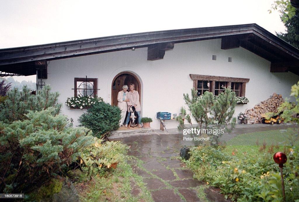 Jane Tilden, Tochter Franzi Lippert,;Geburtstag, Kitzbühel/Tirol, ;  Sterreich
