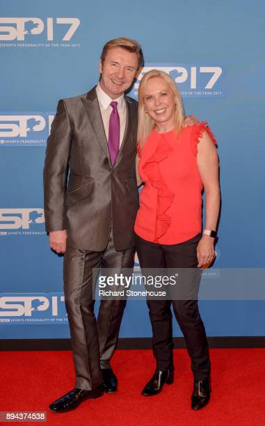 Jane Torvill and Christopher Dean attends BBC's Sports Personality Of The Year held at Liverpool Echo Arena on December 17 2017 in Liverpool England