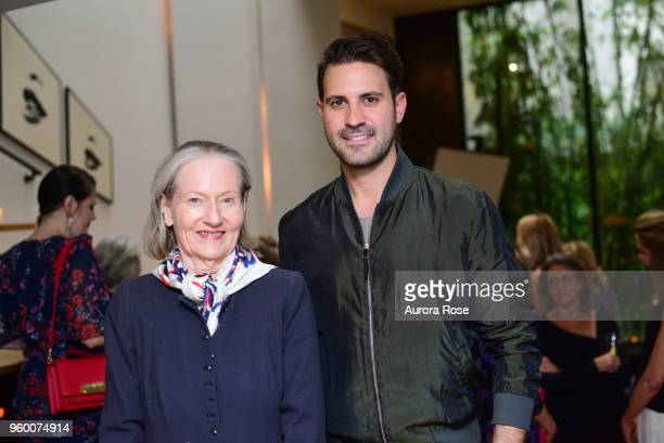 """Jane Trapnell Marino and Curtis Clarizio attend """"Charles James: Portrait Of An Unreasonable Man: Fame, Fashion, Art"""" By Michele Gerber Klein -..."""