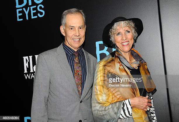 Jane Ulbrich attends Big Eyes New York Premiere at Museum of Modern Art on December 15 2014 in New York City