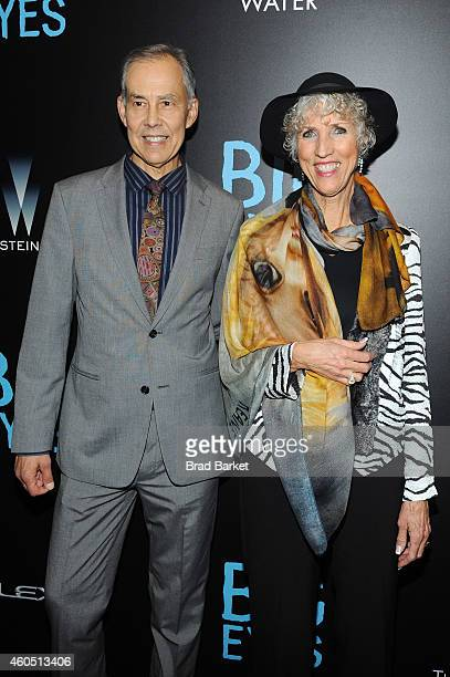 Jane Ulbrich attends the Big Eyes New York Premiere at Museum of Modern Art on December 15 2014 in New York City