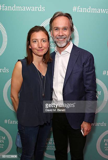 Jane Wareing and Mark Wareing attend the fourth annual Fortnum Mason Food and Drink AwardsHosted by Claudia Winklemanthe awards celebrate the best in...