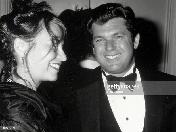 Jane Wenner and Jann Wenner during National Conference of Christians and Jews Humanitarian Awards Dinner at The Waldorf Astoria Hotel in New York...