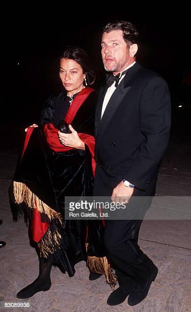 Jane Wenner and Jann Wenner