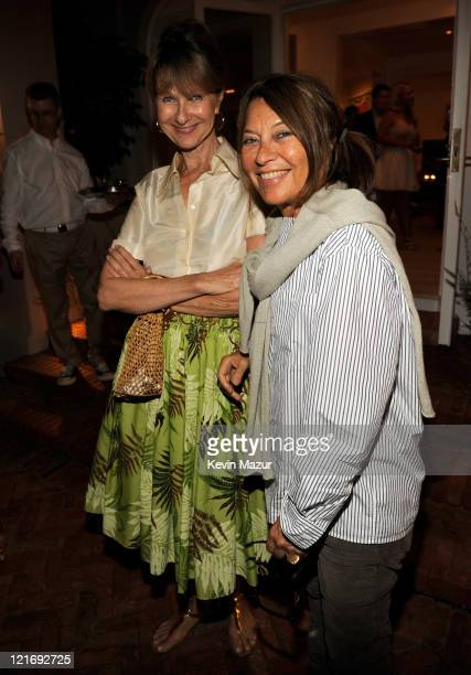 Jane Wenner attends 2011 Apollo in the Hamptons at Private Residence on August 20 2011 in East Hampton New York