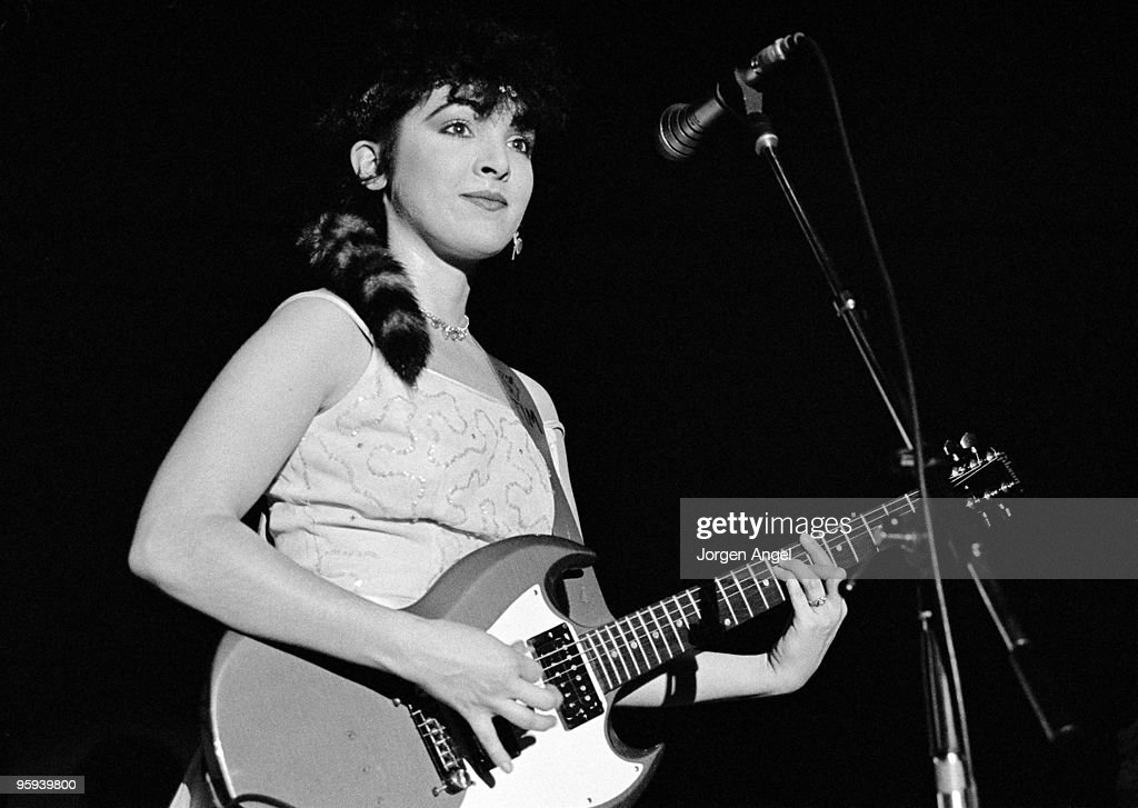 jane-wiedlin-of-the-gogos-performs-on-stage-at-brondyhallen-the-on-picture-id95939800