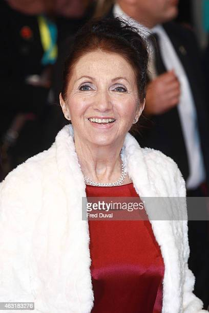 Jane Wilde Hawking attends the EE British Academy Film Awards at The Royal Opera House on February 8 2015 in London England