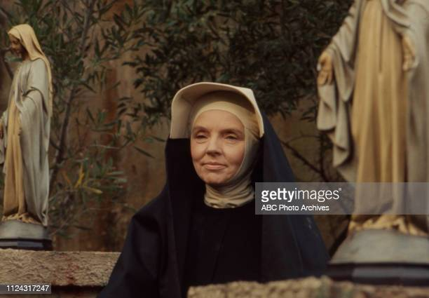 Jane Wyatt appearing in the Walt Disney Television via Getty Images series 'Alias Smith and Jones' episode 'The Reformation of Harry Briscoe'