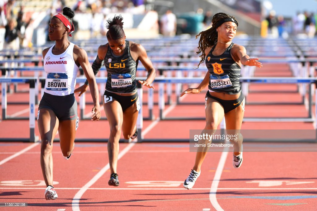 2019 NCAA Division I Men's and Women's Outdoor Track & Field Championships : News Photo