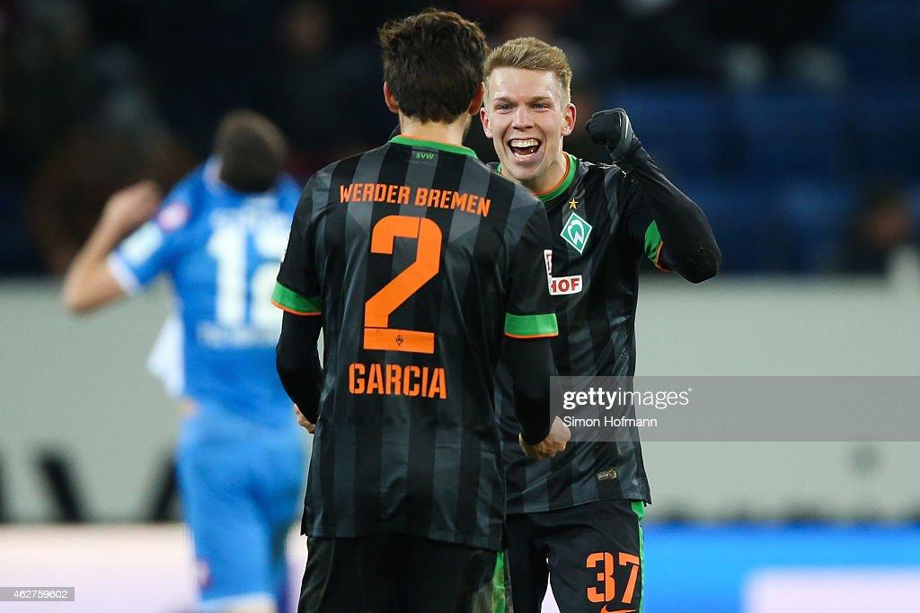 1899 Hoffenheim v SV Werder Bremen - Bundesliga : News Photo