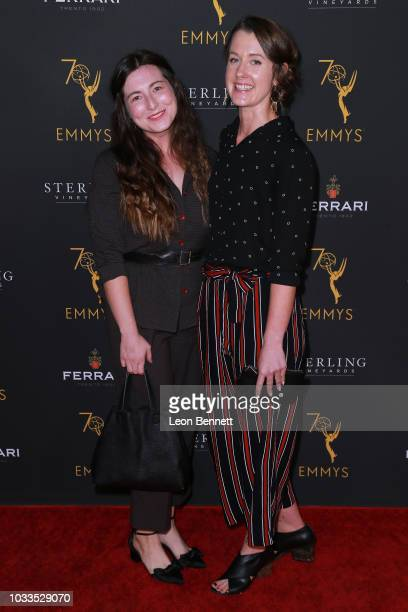 Janel Kranking attends the Television Academy Honors Emmy Nominated Producers at Montage Beverly Hills on September 14 2018 in Beverly Hills...