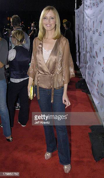 Janel Moloney during Rock The Vote 2004 National Bus Tour Concert June 16 2004 at Avalon in Hollywood California United States
