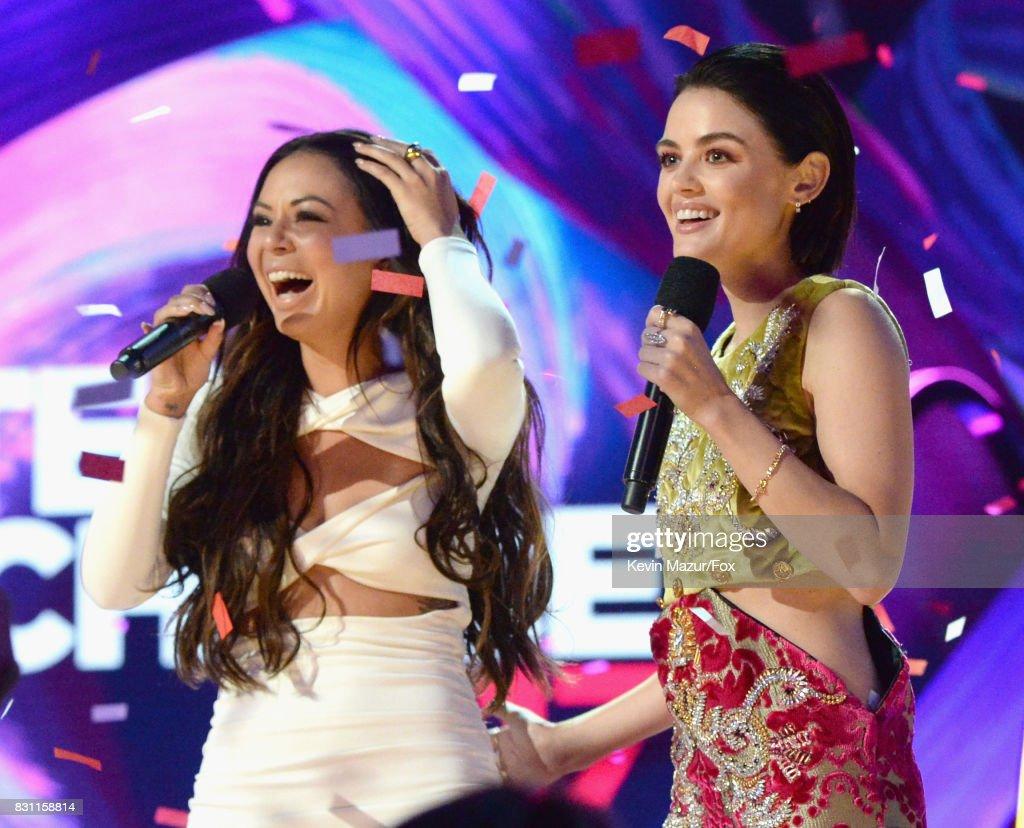 Teen Choice Awards 2017 - Roaming Show : Foto di attualità