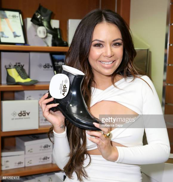 Janel Parrish at Backstage Creations Celebrity Retreat at Teen Choice 2017 Day 2 at Galen Center on August 13 2017 in Los Angeles California