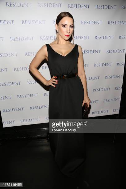 Janel Tanna attends Janel Tanna's Cover Party By Resident Magazine at Philippe Chow on October 9 2019 in New York City