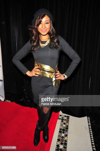 Janell Snowden attends NEYO's 30th Birthday Party hosted by MARY J BLIGE at Cipriani 42nd Street on October 17 2009 in New York
