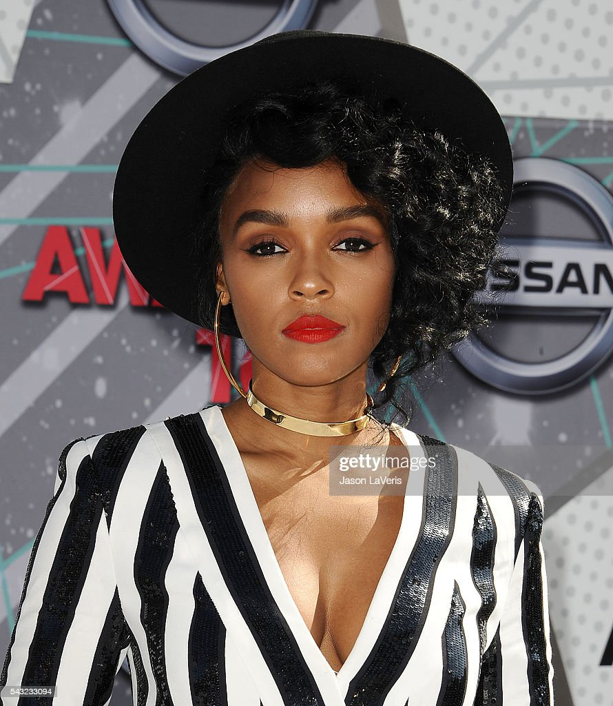 Janelle Monae attends the 2016 BET Awards at Microsoft Theater on June 26, 2016 in Los Angeles, California.