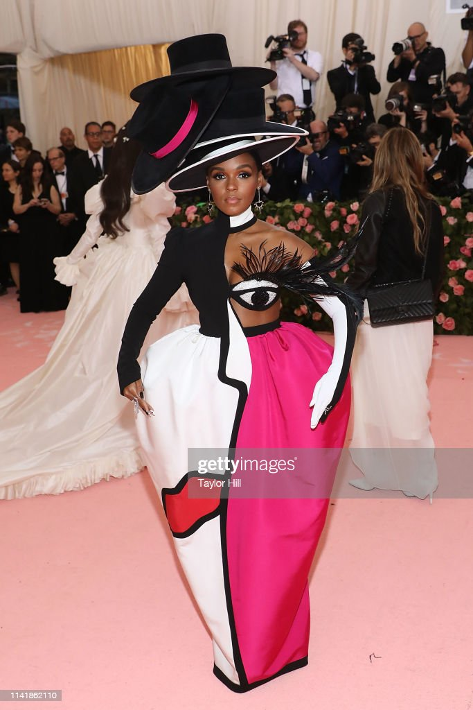 The 2019 Met Gala Celebrating Camp: Notes On Fashion : News Photo