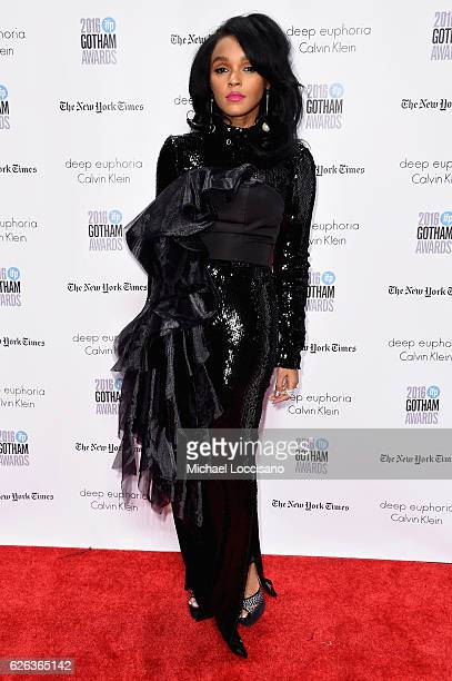 Janelle Monae attends the 26th Annual Gotham Independent Film Awards at Cipriani Wall Street on November 28 2016 in New York City