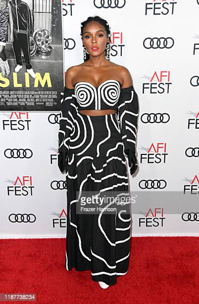 """Janelle Monae attends the """"Queen & Slim"""" Premiere at AFI FEST 2019 presented by Audi at the TCL Chinese Theatre on November 14, 2019 in Hollywood,..."""