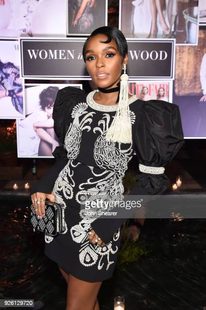 Janelle Monae celebrates with Belvedere Vodka at Vanity Fair and Lancome Paris Toast Women in Hollywood hosted by Radhika Jones and Ava DuVernay on...