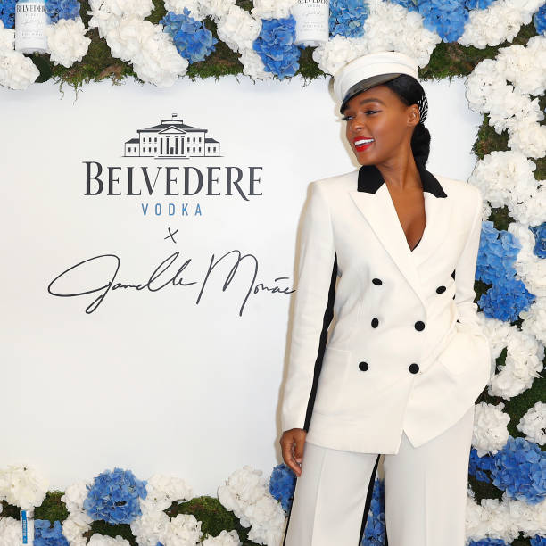 DEU: Belvedere X Janelle Monáe Event In Berlin