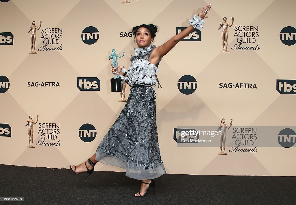 23rd Annual Screen Actors Guild Awards - Press Room : News Photo